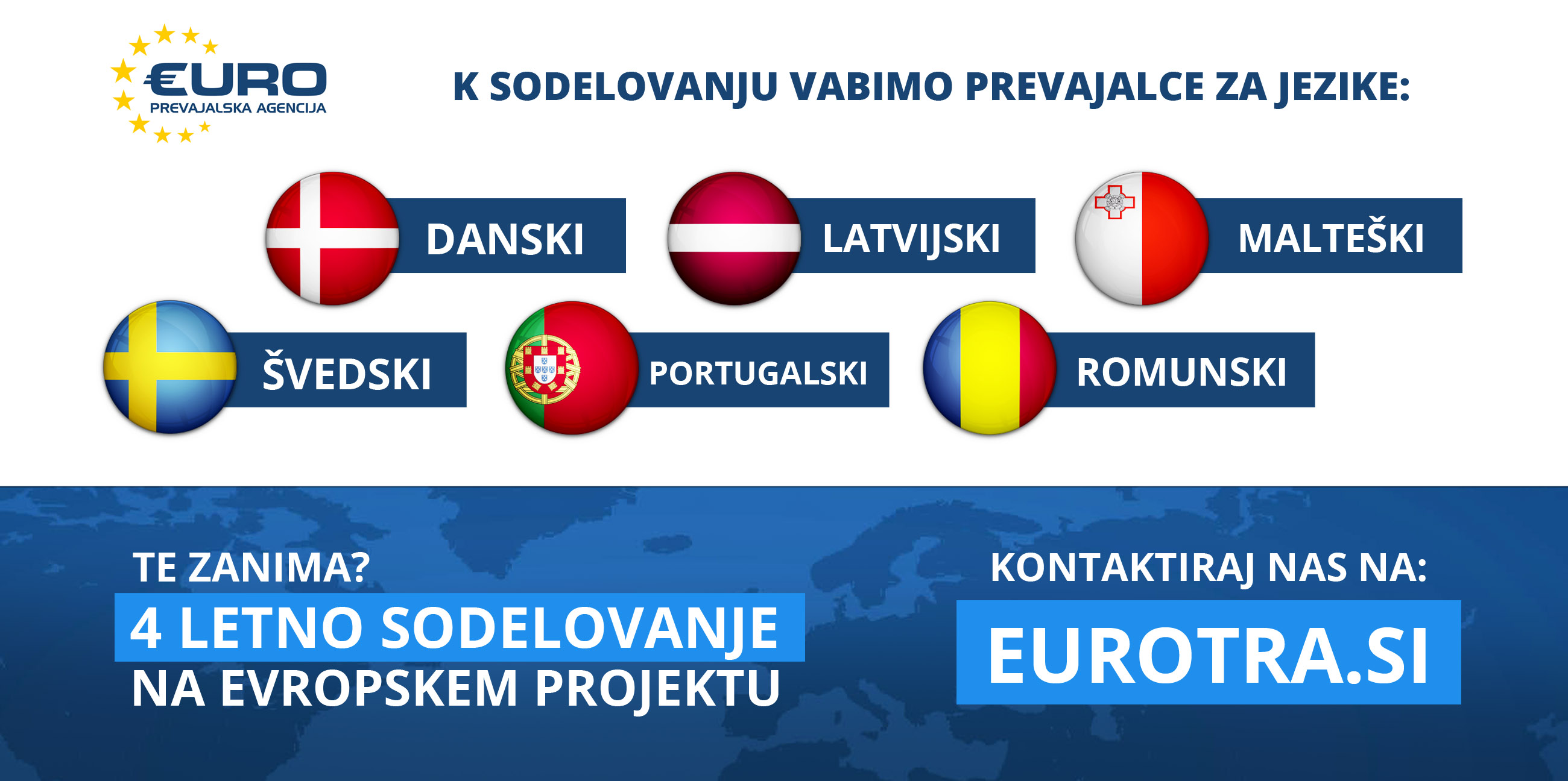 Eurotra - Freelancerji Prevajalci EU